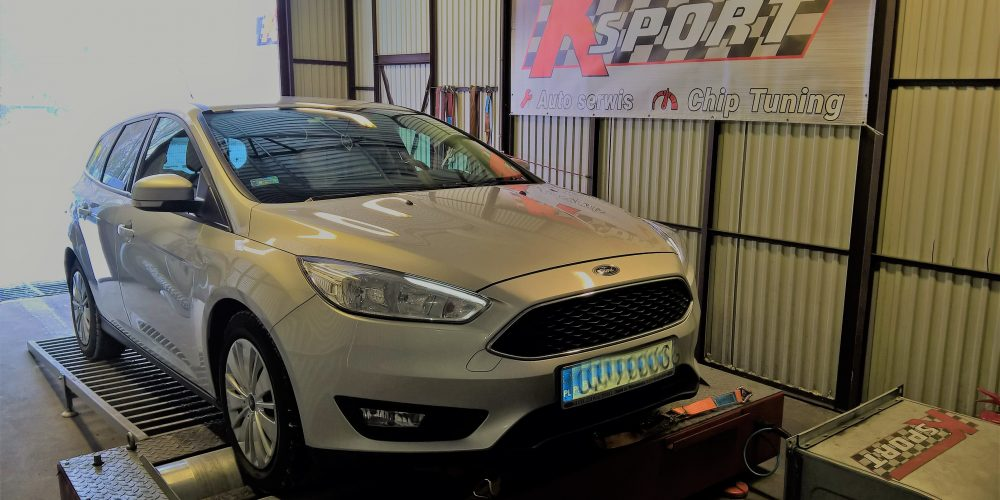 Chip Tuning Ford Focus 1.6 TDCI