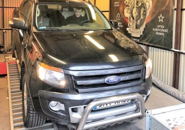 Chip Tuning Ford Ranger 3.2 TDCI 200 KM